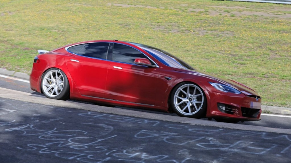 Tesla Model S Plaid