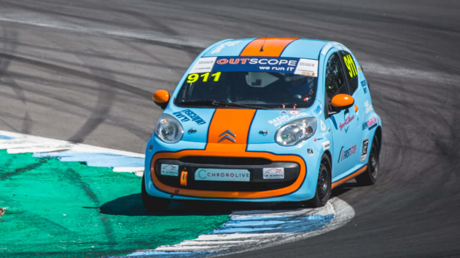 Troféu C1, Estoril 2019, #911