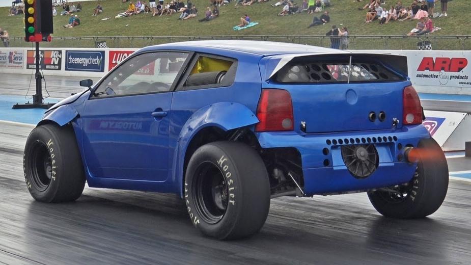 Volkswagen Lupo 1800 cv