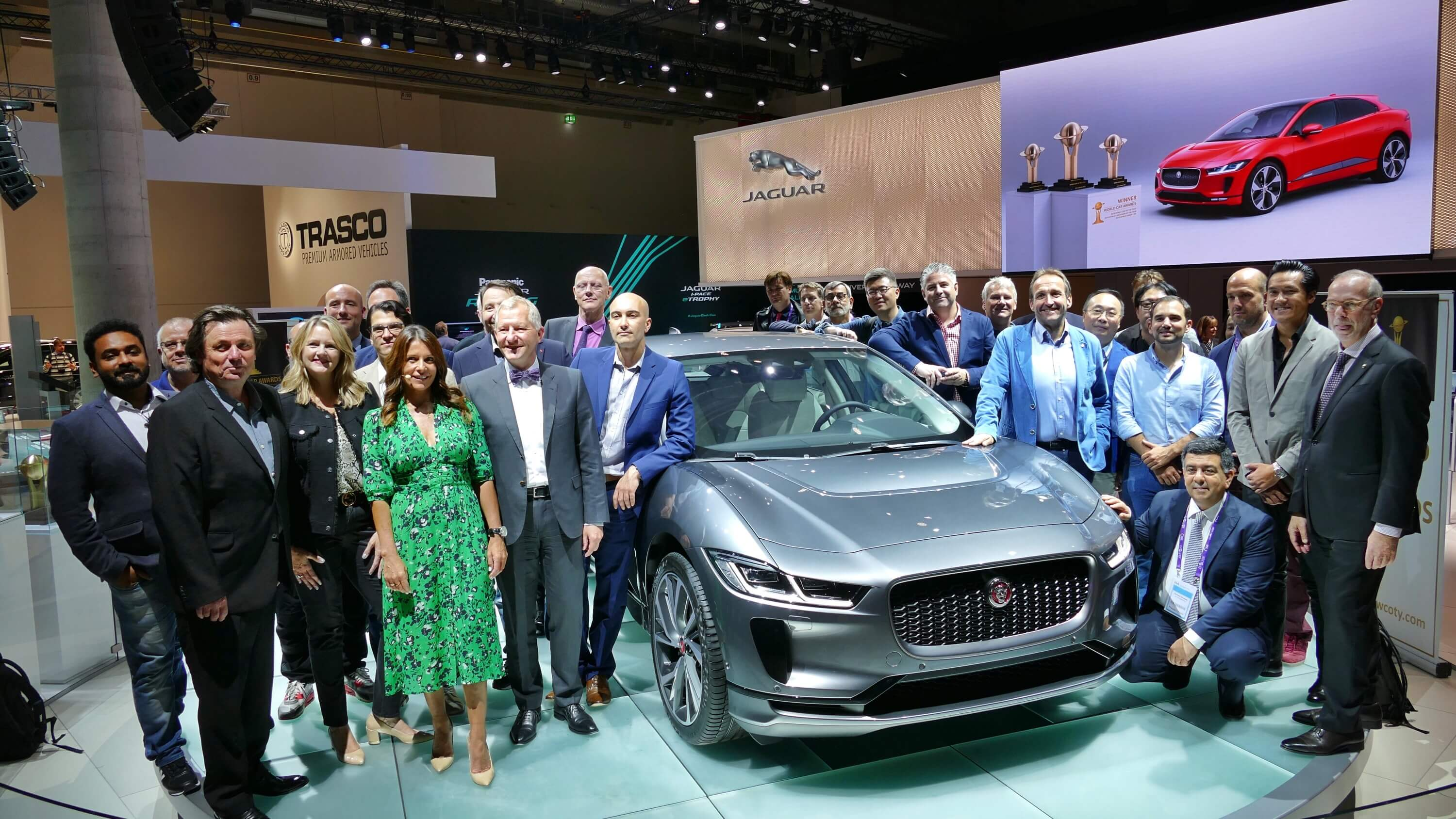 Jurados World Car Awards, Frankfurt 2019