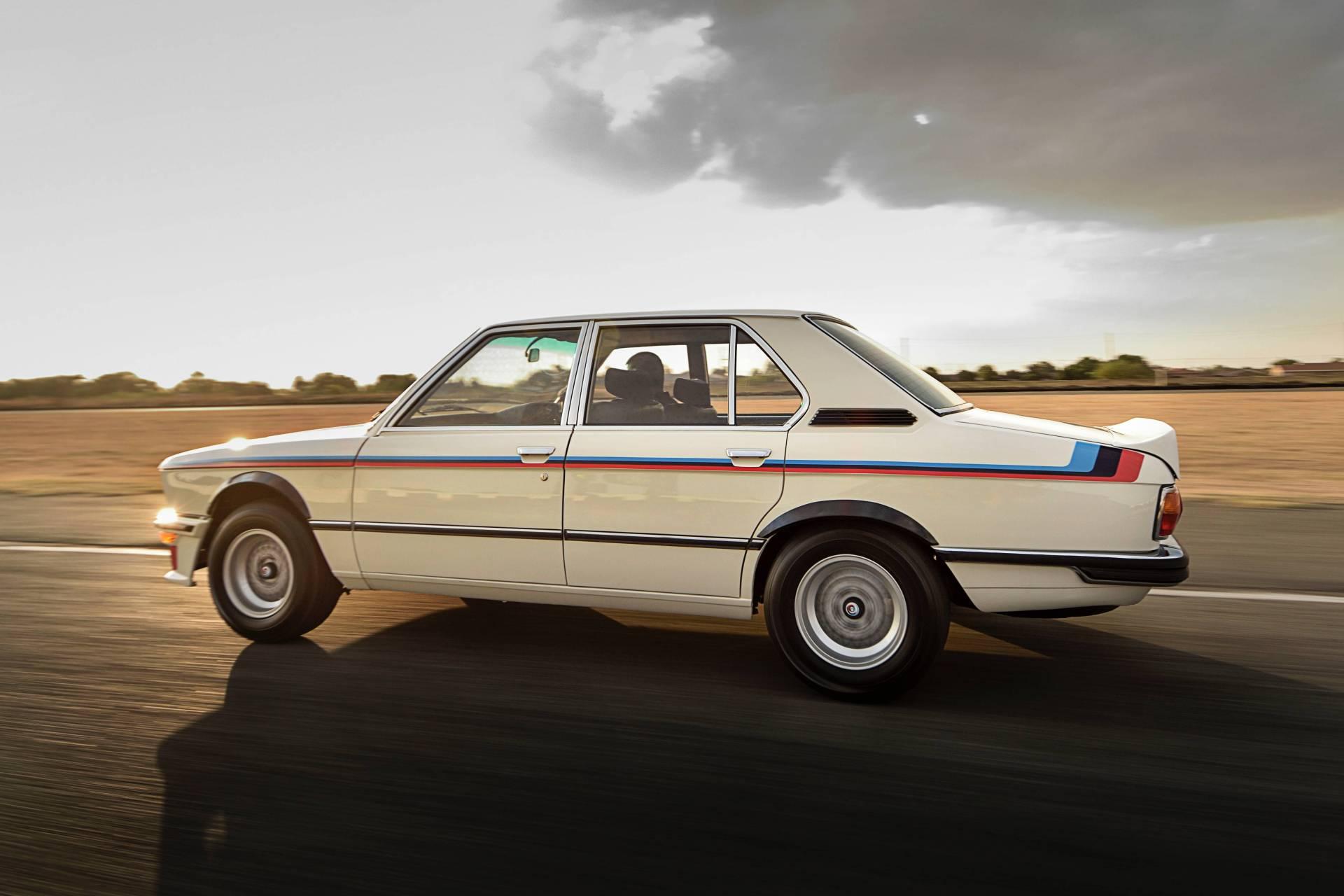 BMW 530 MLE, 1976
