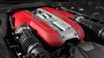 Ferrari 812 Superfast motor V12