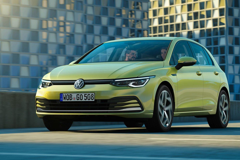 Volkswagen golf MK8 2020