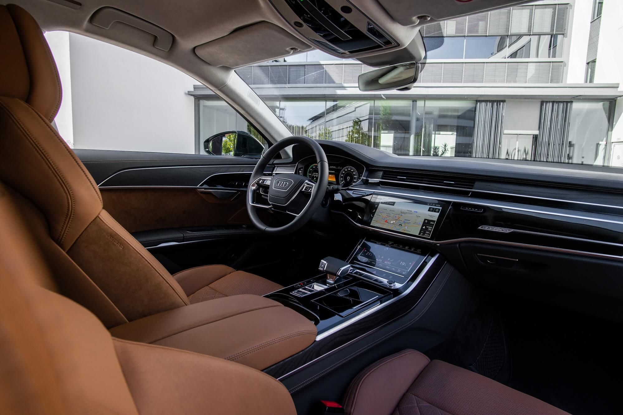 Audi A8 Híbrido Plug-In