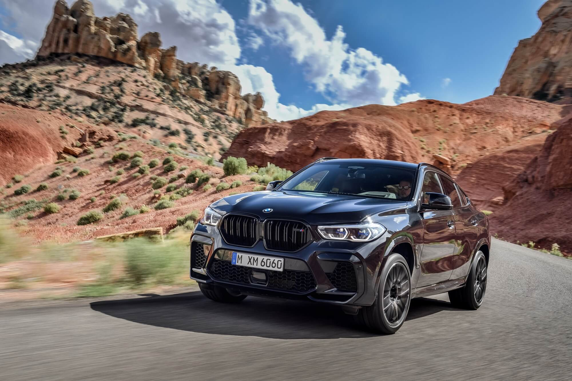 Bmw X6 M Competition 1
