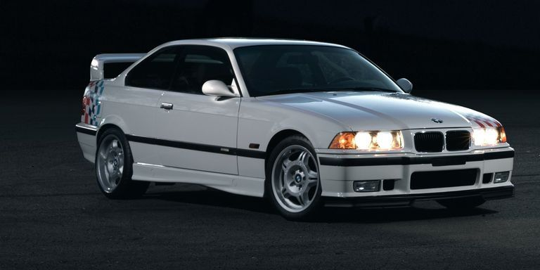 BMW M3 E36 Lightweight