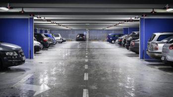 Lugar de estacionamento