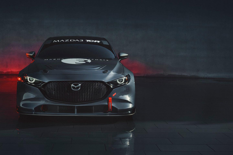 Mazda Mazda3 TCR