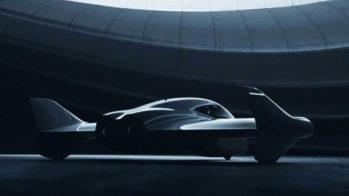 Porsche Boeing flying car