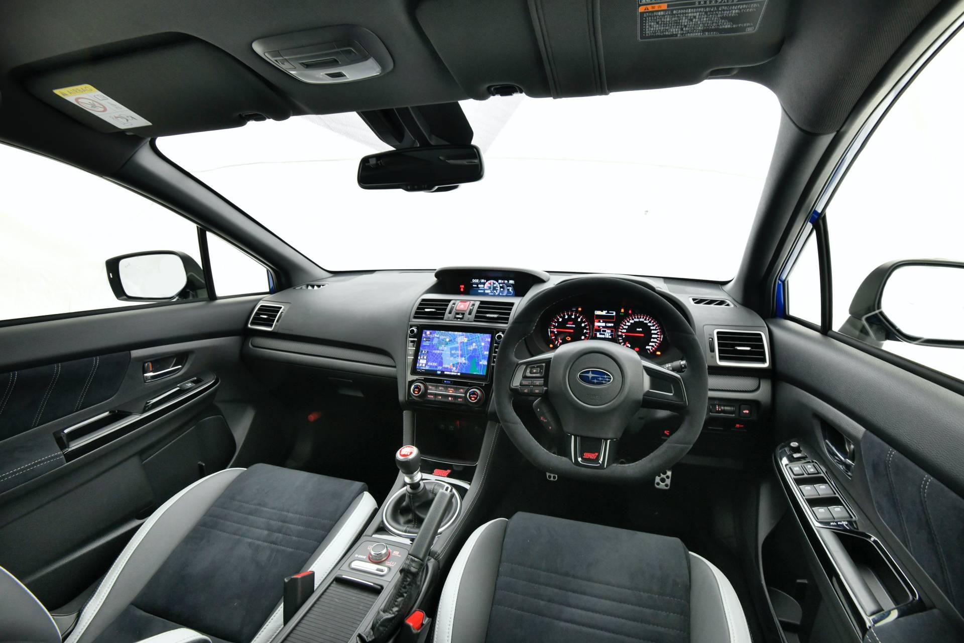 Subaru WRX STI EJ20 Final Edition 2019