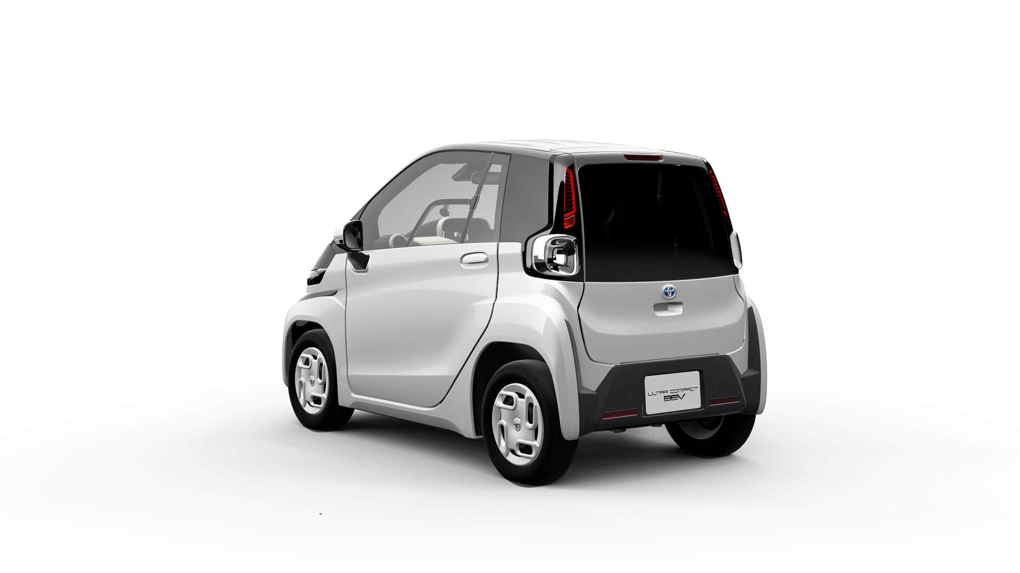 Toyota Ultra Compact BEV