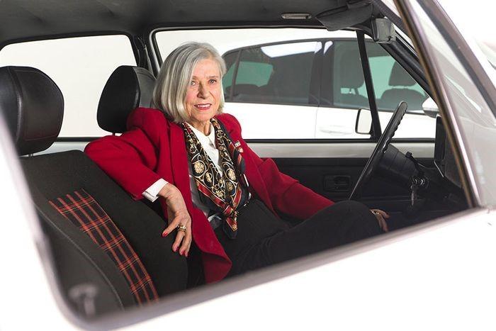 volkswagen golf gti — Gunhild Liljequist