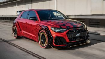 ABT Audi A1 One of One