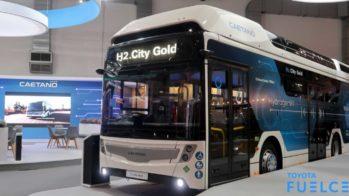 CaetanoBus H2.City Gold
