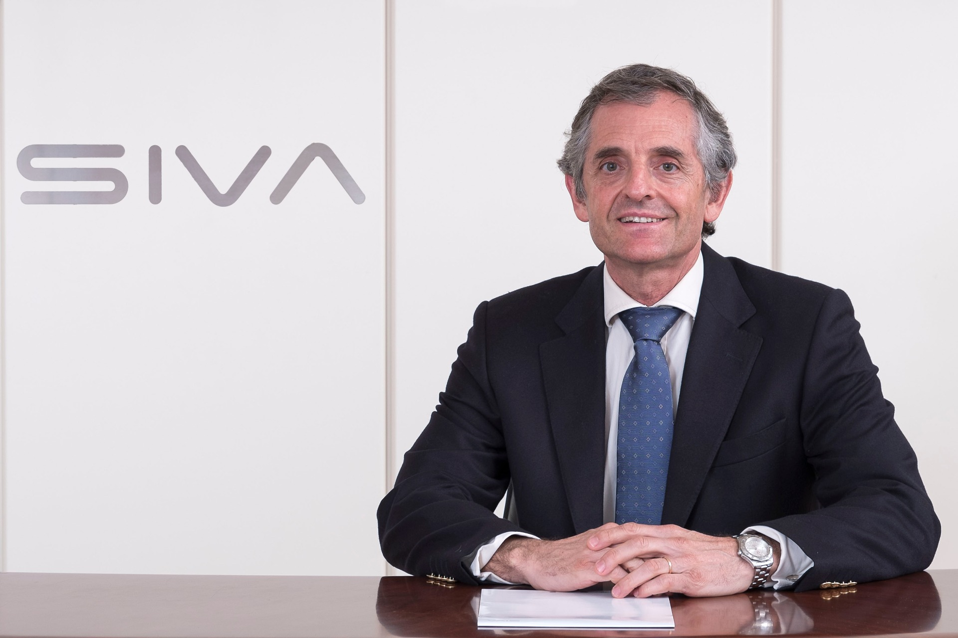 Pedro de Almeida Managing Director da SIVA