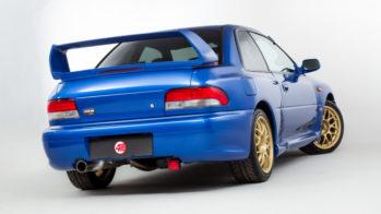 Subaru Impreza 22B STI, 1998