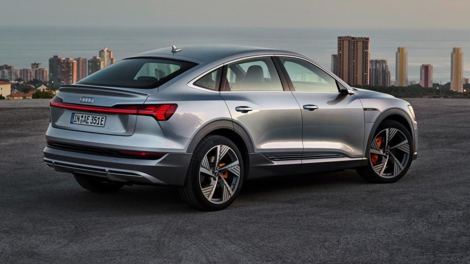 Resultado de imagem para Audi e-Tron sportback