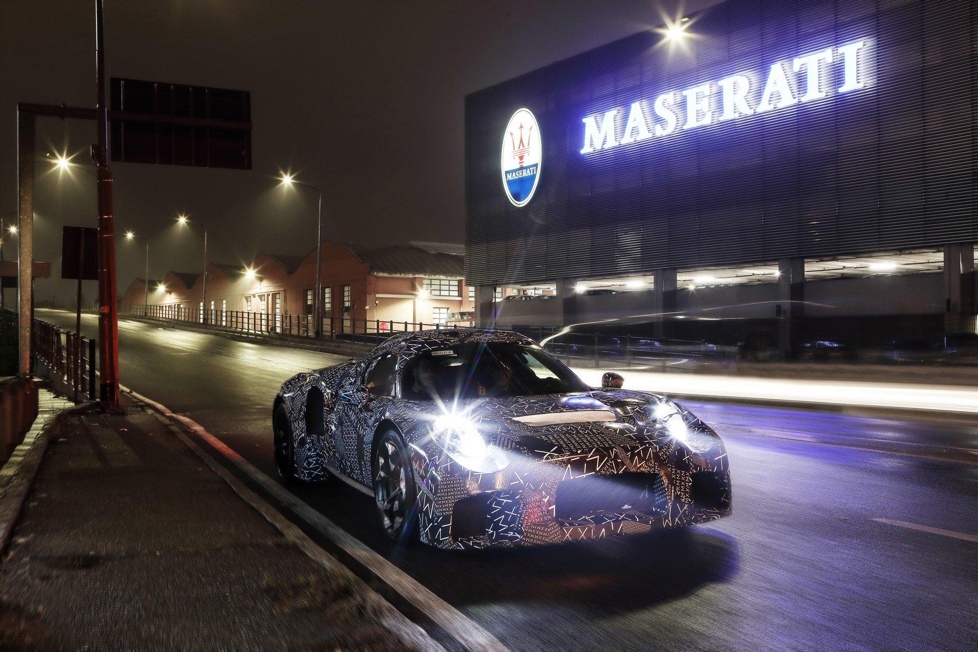 Maserati M240 MMXX