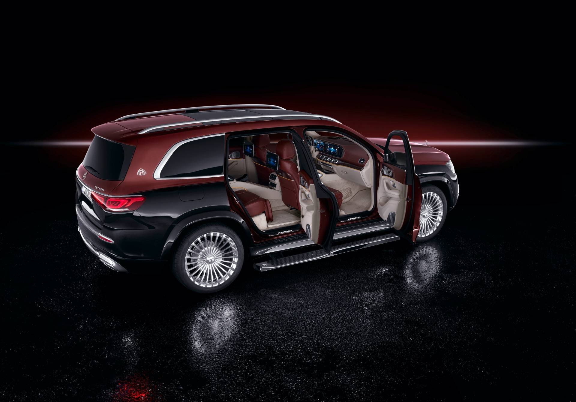 Mercedes-Maybach GLS 2020