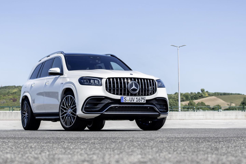 Mercedes-AMG GLS 63 4Matic+, 2020