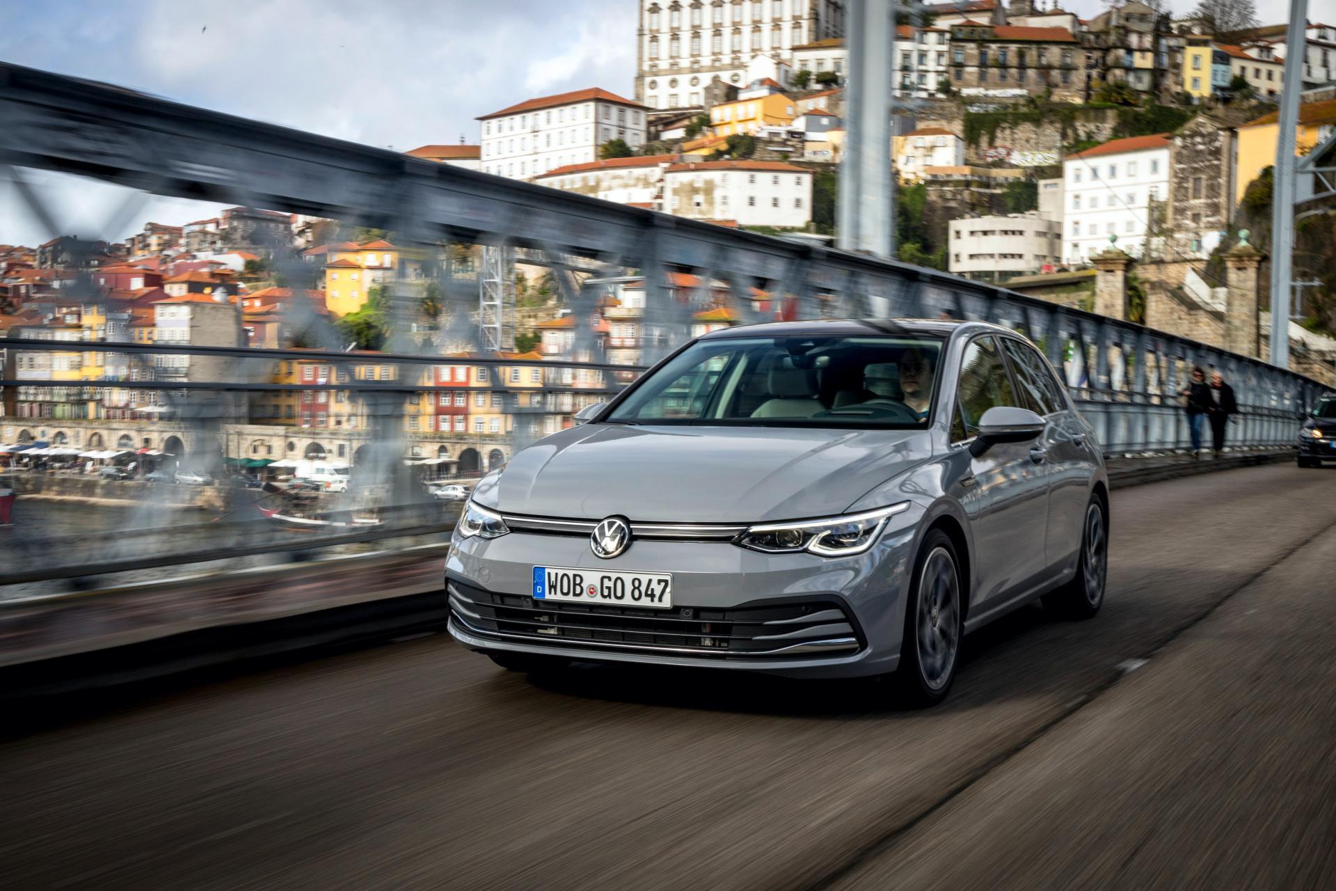 Volkswagen Golf 8, 2020