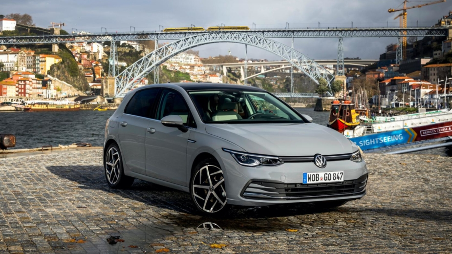 Volkswagen Golf 8, 2020