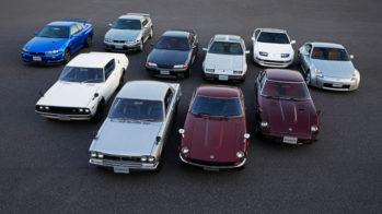 Nissan GT-R e Z — 50º aniversário