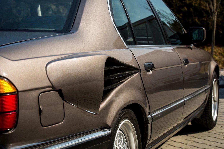 BMW Série 7 Goldfisch