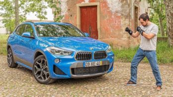 BMW X2 sdrive16d