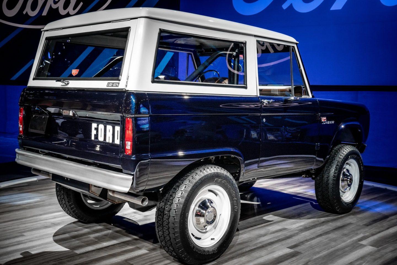 Ford Bronco 1968, Jay Leno, SEMA