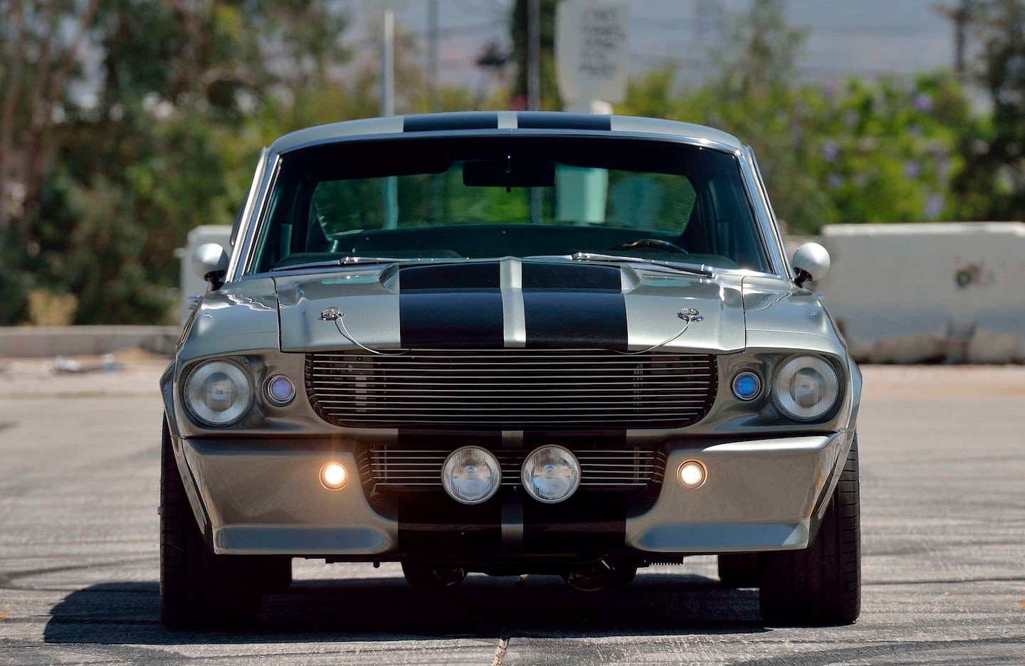 "Ford Mustang ""Eleanor"""