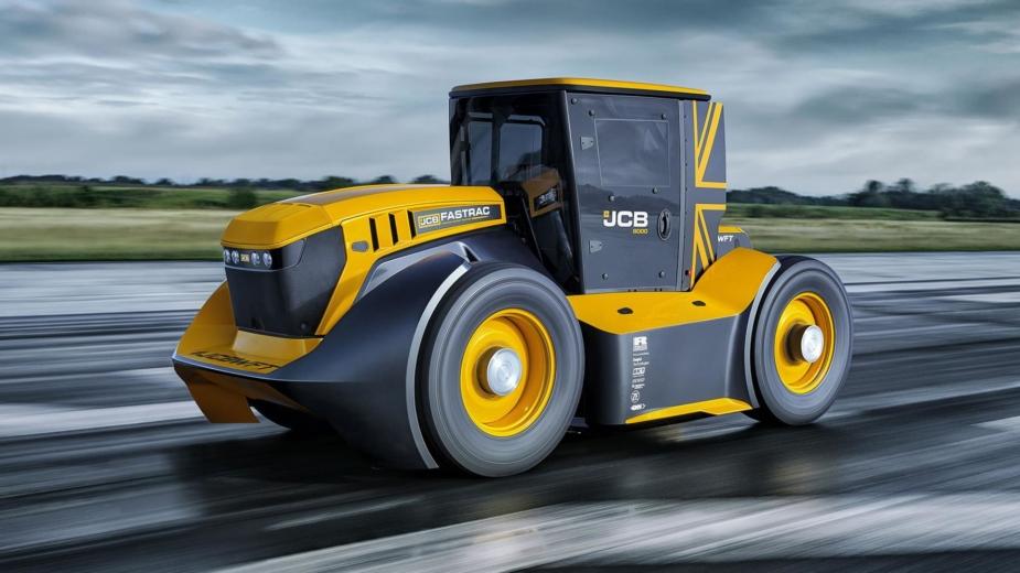 JCB Fastrac 8000, JCB Fastrac Two