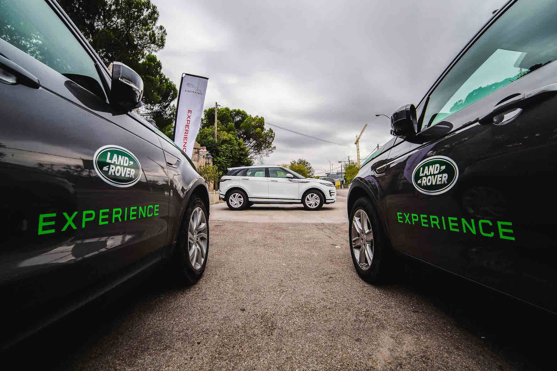 Electri-City Tour, Jaguar Land Rover