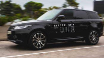 Electri-City Tour, Jaguar Land Rover