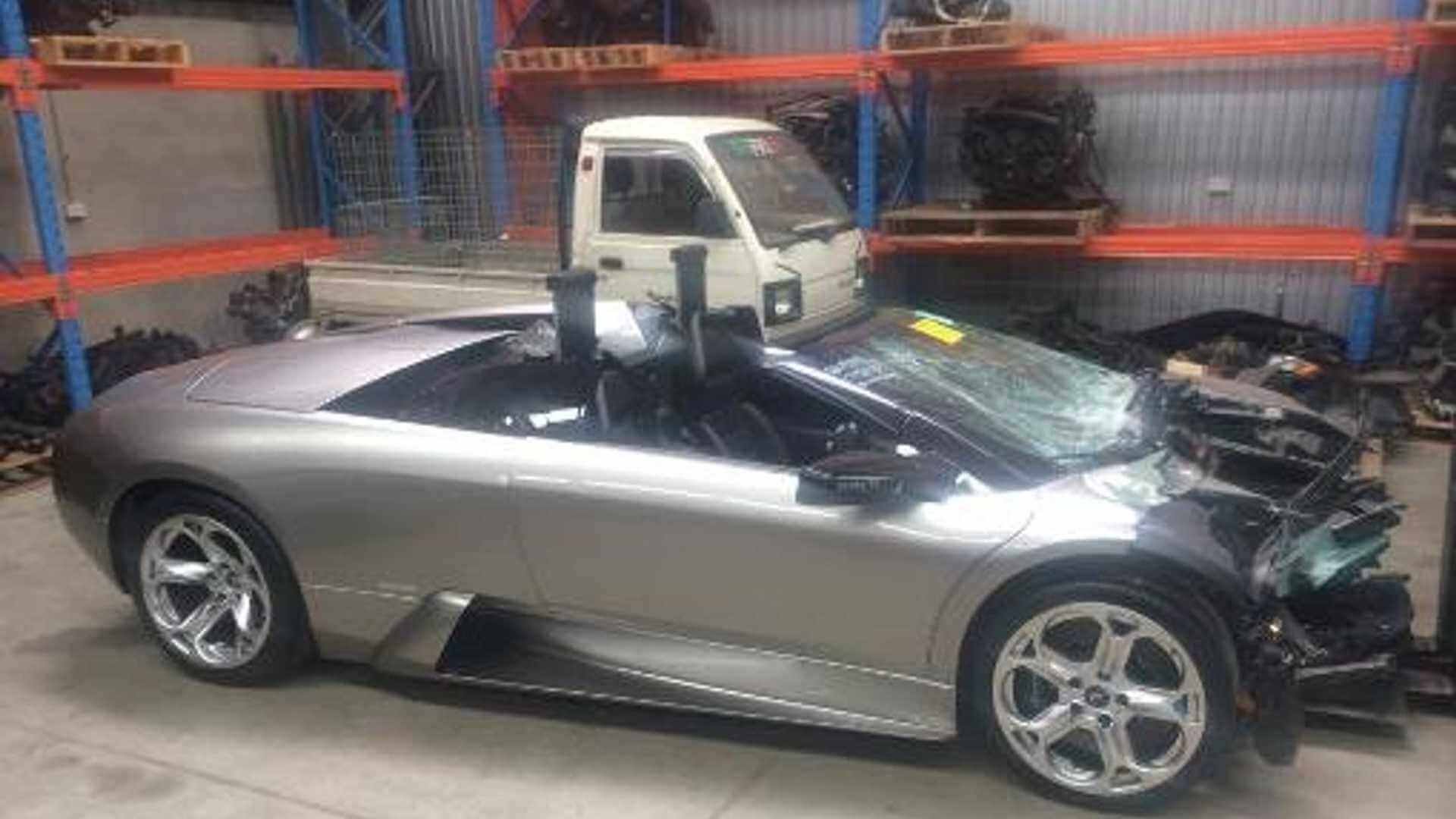 Lamborghini Murciélago V12