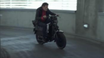 Michael Knight ciclomotor