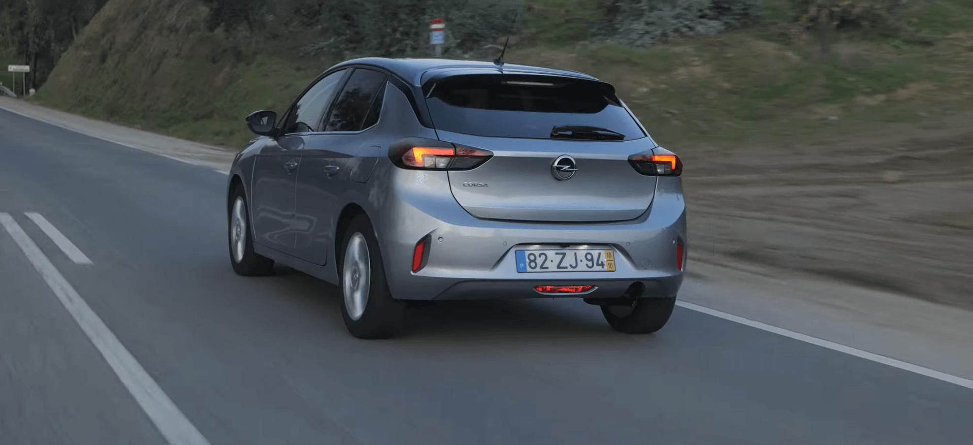Testamos O Novo Opel Corsa O Primeiro Da Era Psa Video