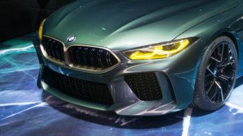 BMW M8 Gran coupe protótipo