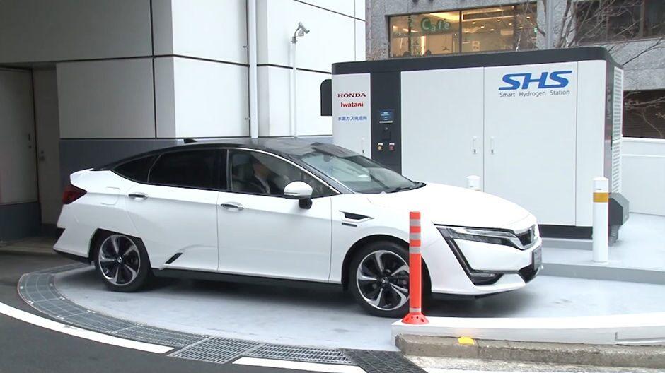 Honda SHS