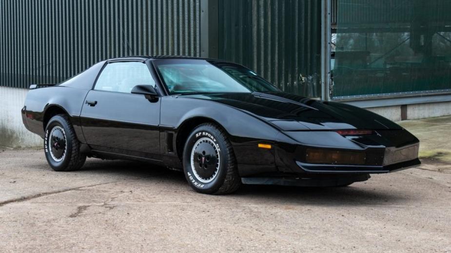 KITT, Pontiac Firebird Trans Am, 1983