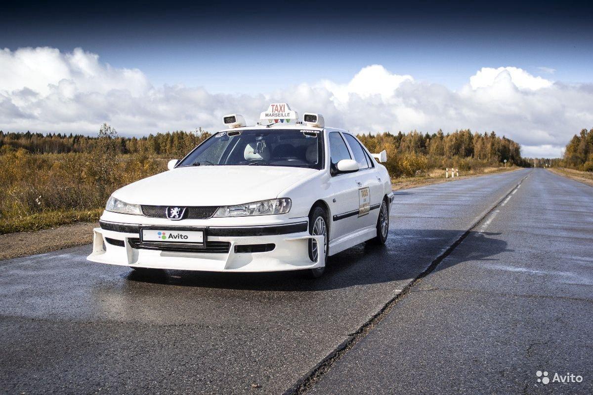 Peugeot 406 TAXI