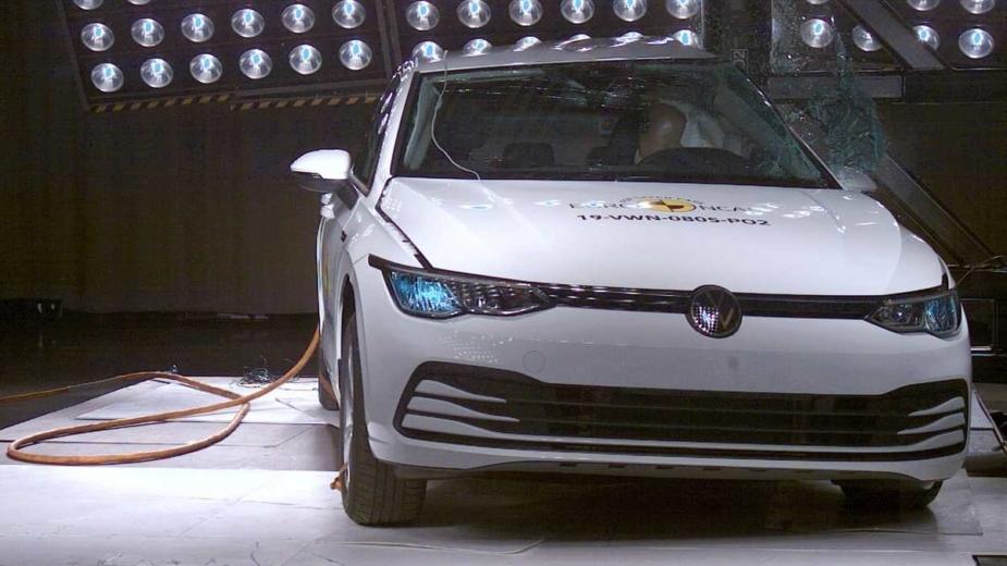 Volkswagen Golf Euro NCAP