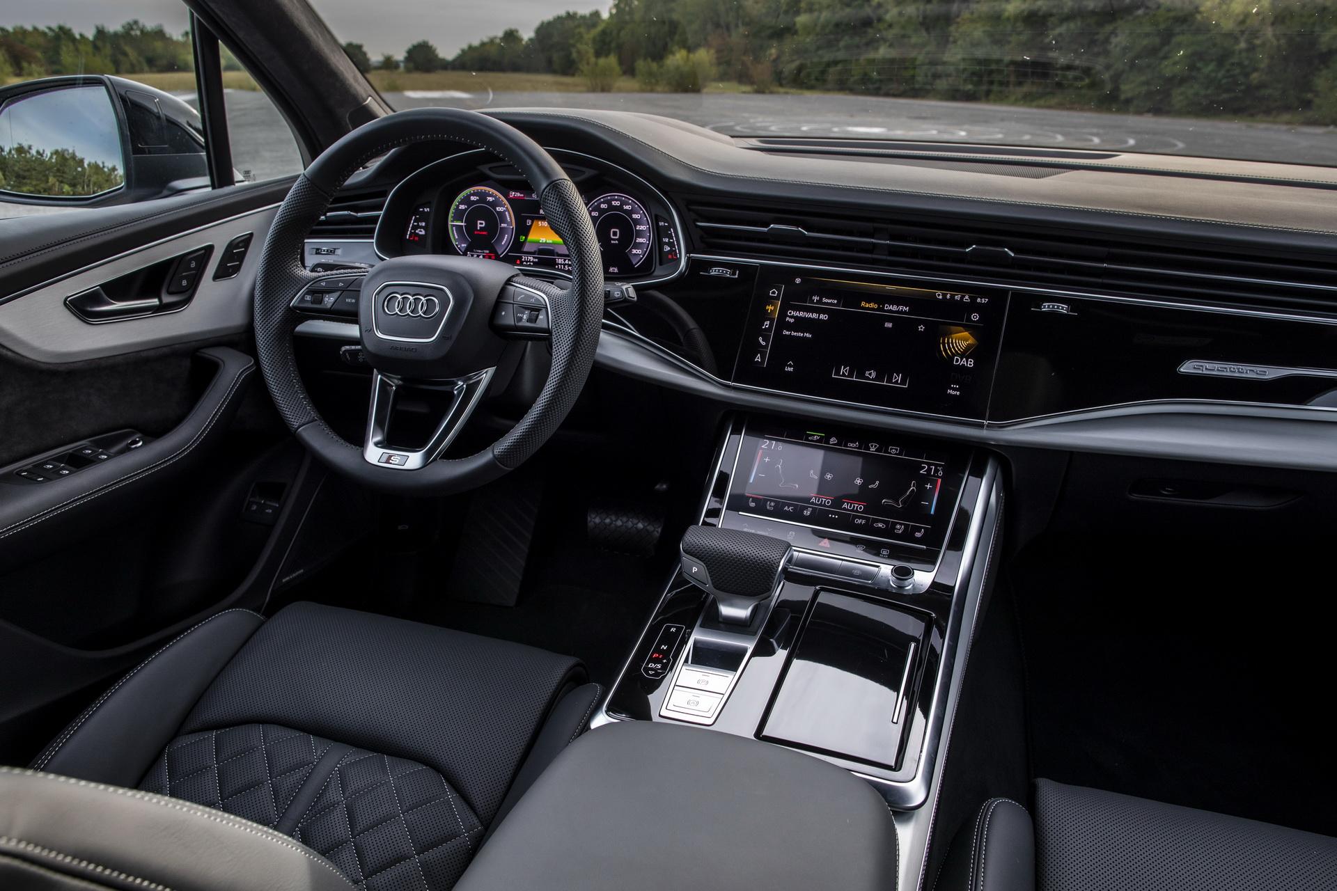 Audi Q7 Híbrido Plug-in