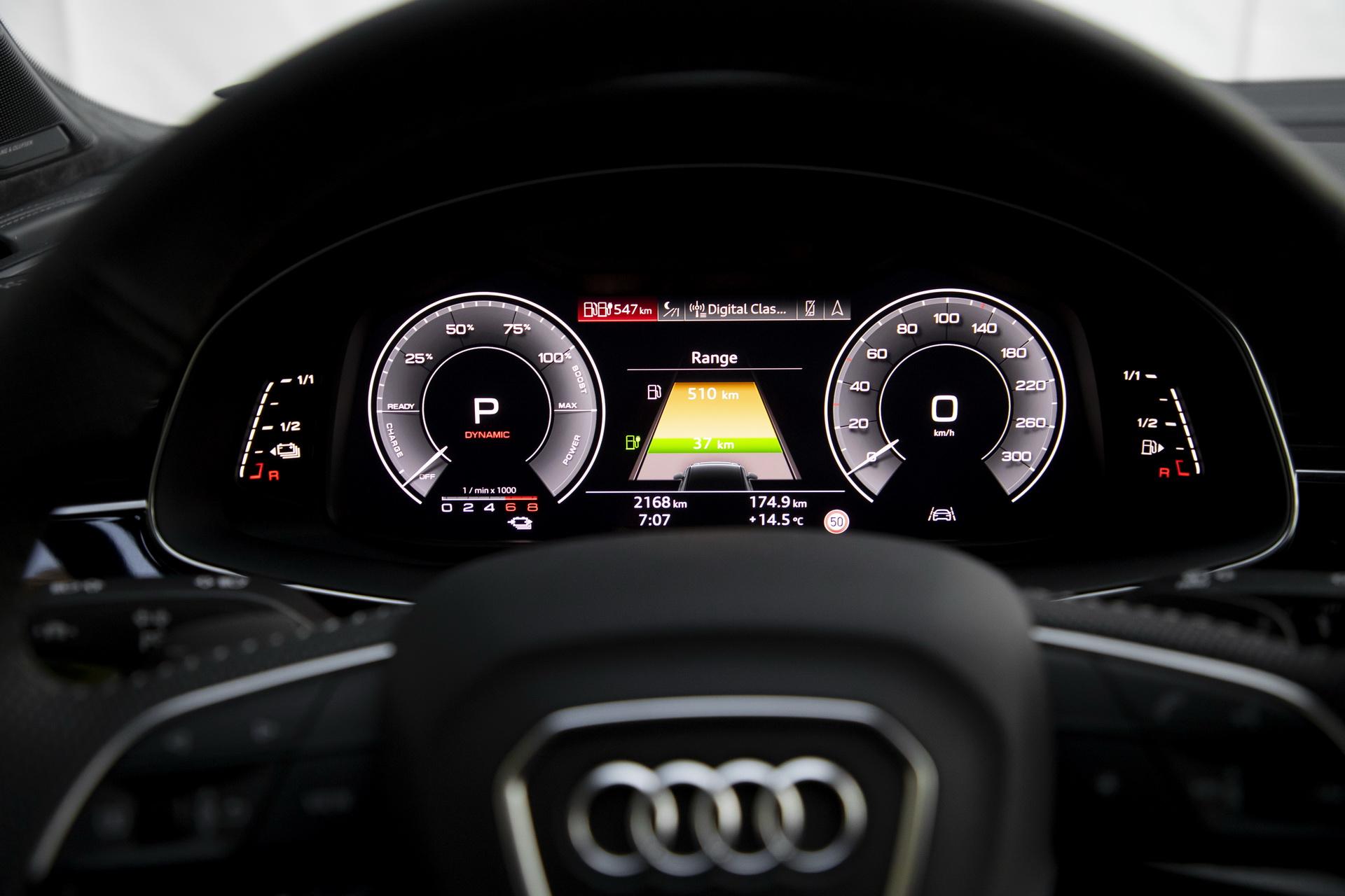 Audi Q7 hibrido plug-in
