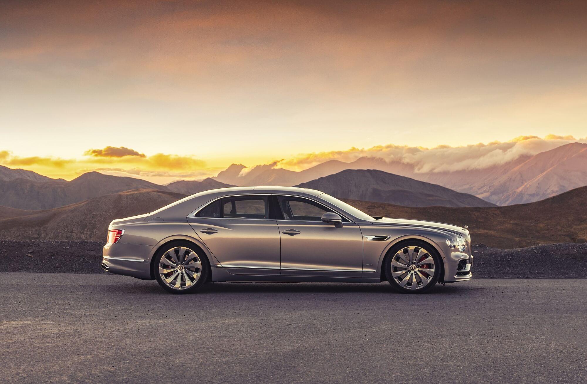 Bentley Flying Spur_