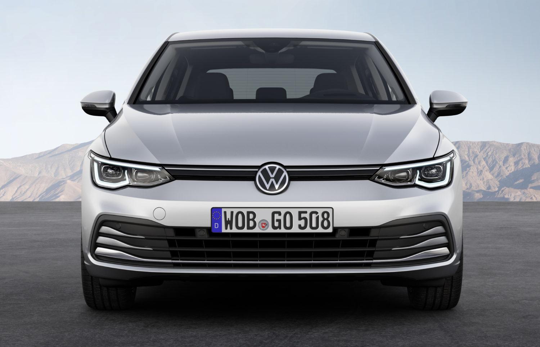 novo Volkswagen Golf Mk8 2020