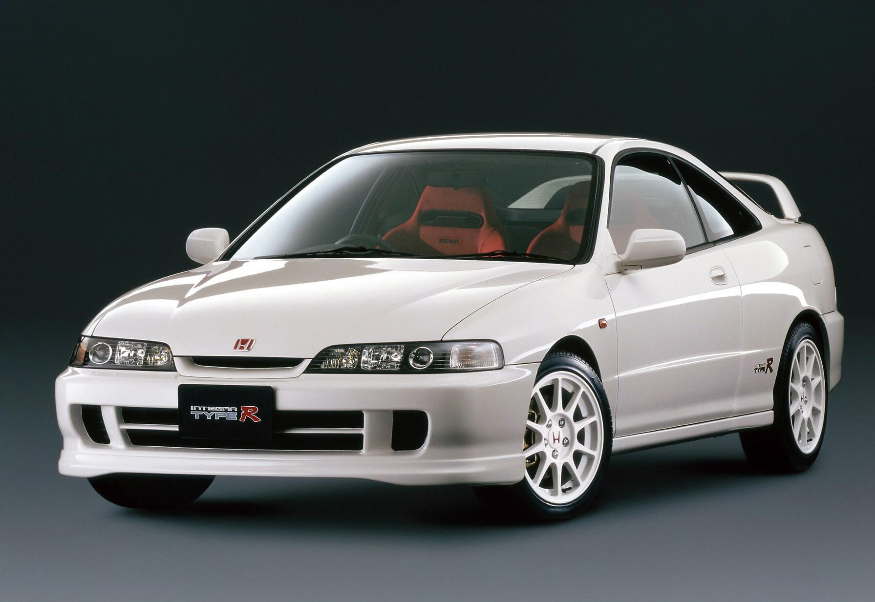 Honda Integra Type R JP Spec