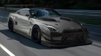 JRM Nissan GT-R