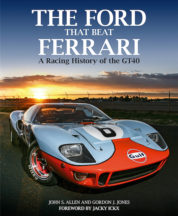 The Ford that beat Ferrari