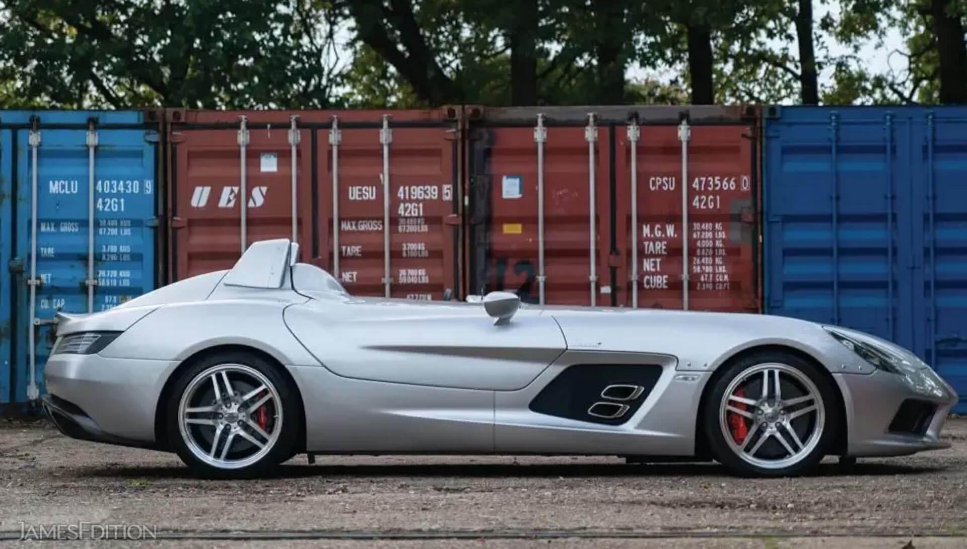 Mercedes-Benz SLR McLaren Stirling Moss_